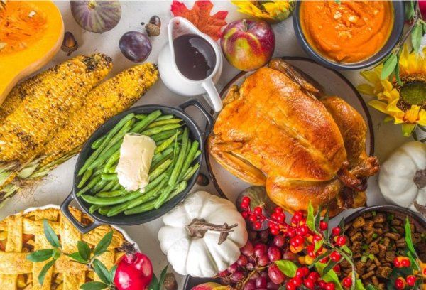 Kosher Recipe Round-Up for Thanksgiving