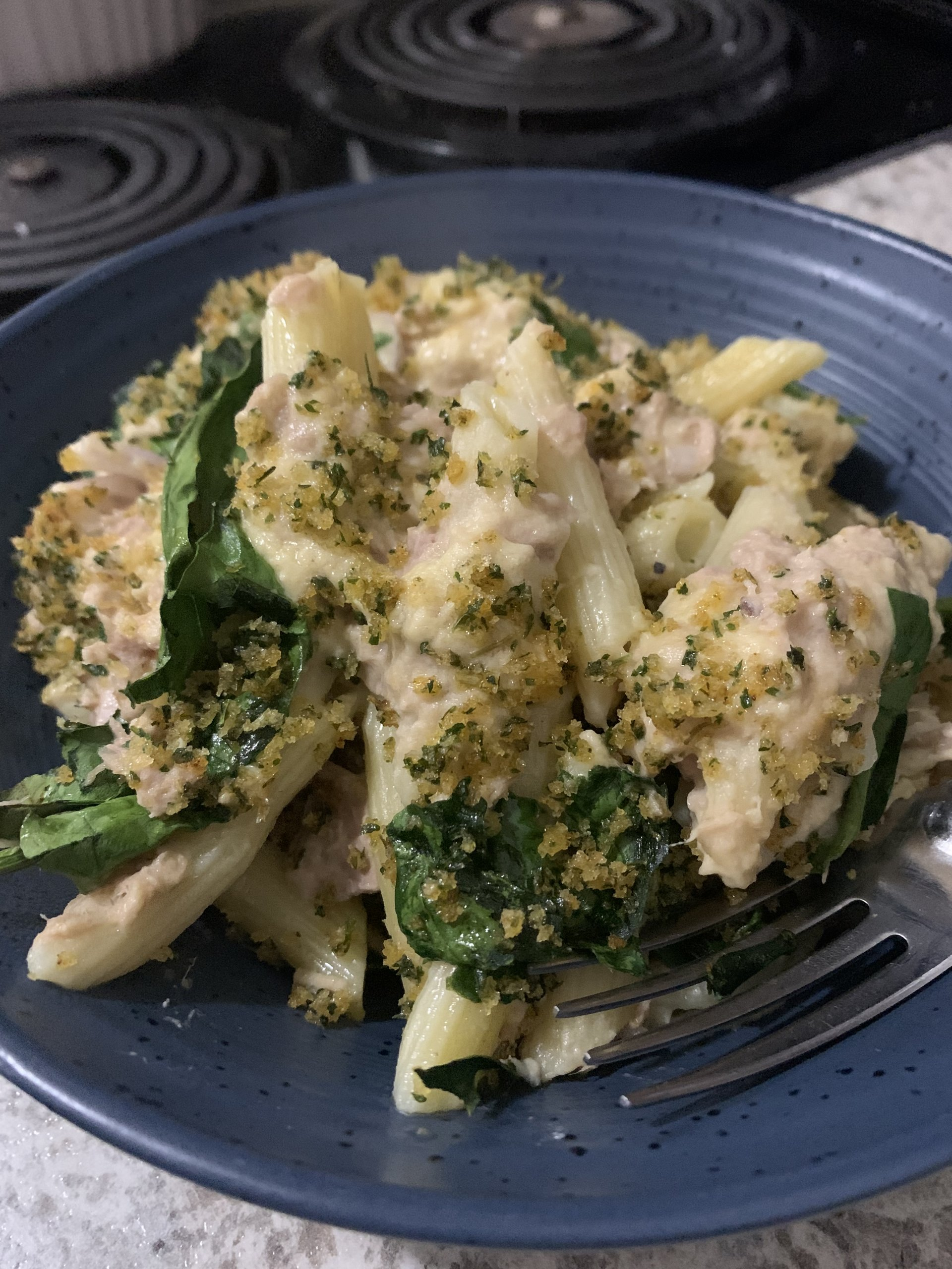 Recipe time: Dairy-free tuna noodle casserole