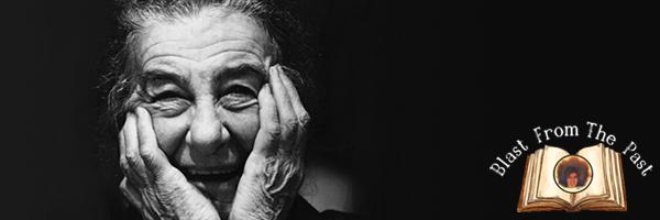 The Legendary Prime Minister Golda Meir